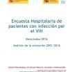Encuesta Hospitalaria de pacientes con infección por el VIH 2016