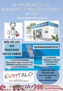 Intervención formativa @ Centro Salud Plaza de Argel