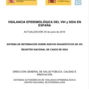 Vigilancia epidemiológica en España 2015