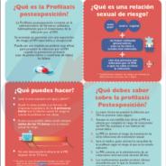 PROFILAXIS POSTEXPOSICIÓN FRENTE AL VIH