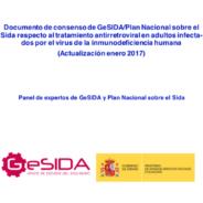 Documento de Consenso de Gesida/Plan Nacional sobre el Sida