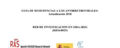 Guía de resistencias e los antirretrovirales (2018)