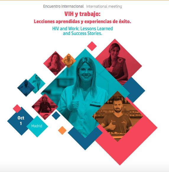 Encuentro internacional VIH y trabajo: Lecciones aprendidas y experiencias de éxito @ CaixaForum Madrid