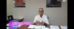 Entrevista a Santiago Pérez, presidente del CAEX para Radio Fuente de Cantos
