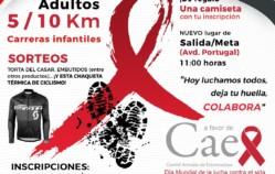 VI Carrera Solidaria por la lucha contra el Sida