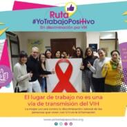 Campaña #YoTrabajoPositivo