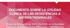 Utilidad clínica de las resistencias a antirretrovirales
