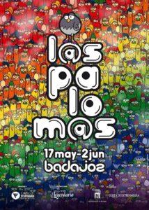 Realización de Prueba Rápida de VIH y colocación de mesa informativa @ Fiesta de Los Palomos Badajoz
